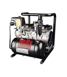 Wobble Piston Oil- Free Compressor Packages