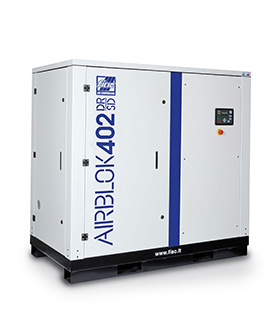 AIRBLOK Direct Drive with Variable Speed