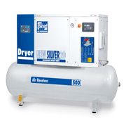 Quiet Rotary Screw Air Compressors