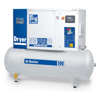 Tank Mounted Compressors with Air Dryer